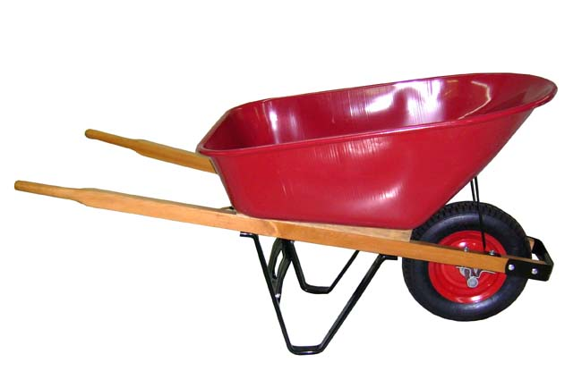 6 Cubic Foot Wheelbarrow